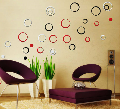 How To Create An Unbreakable Connection Between Indoor And ... on Wall Decoration  id=24302
