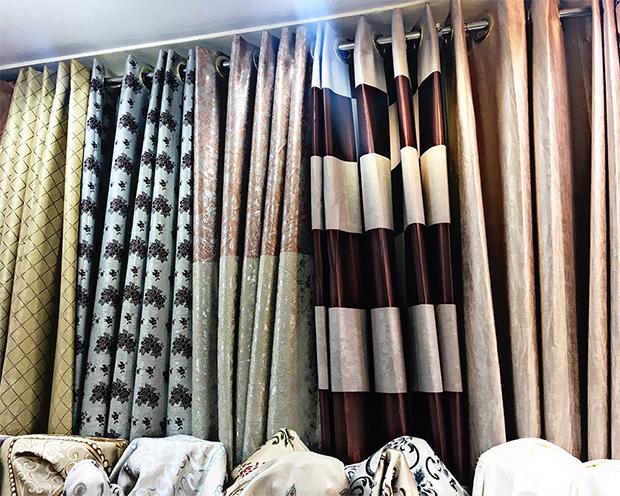 visit a curtain shop my decorative