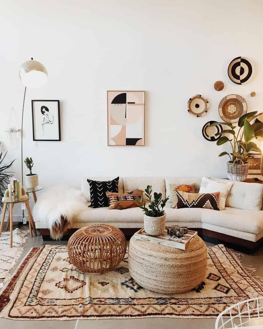 Home Decor Trends 2021: 10 Best Decor Ideas for Interior ... on Modern Boho Decor  id=29612