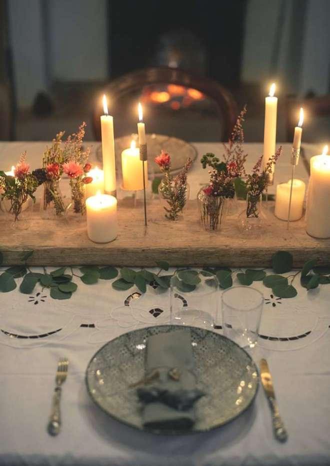 christmas table decoration -xmas