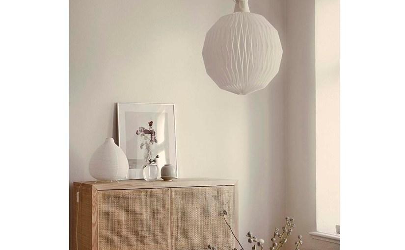 A modern design lamps