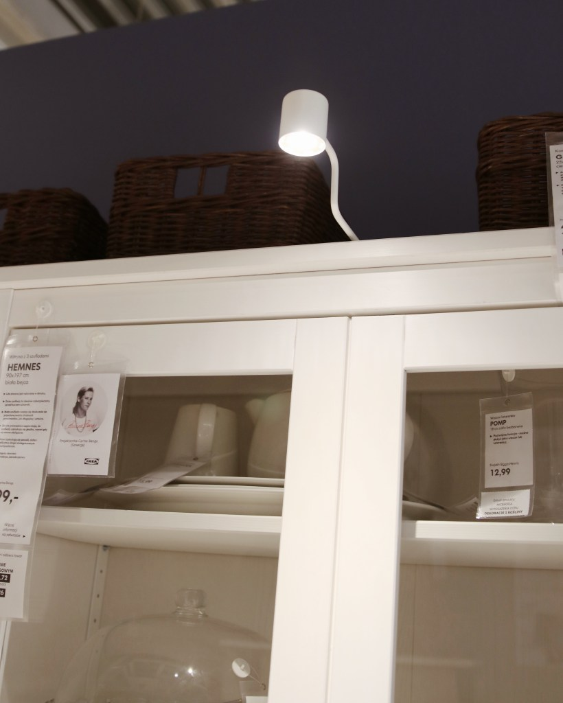 Oświetlenie URSHULT IKEA