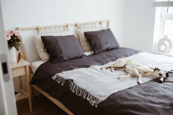 aranżacja małe sypialni
