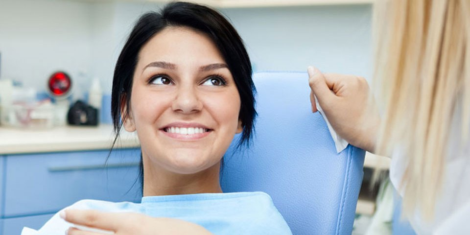 ask questions dentist