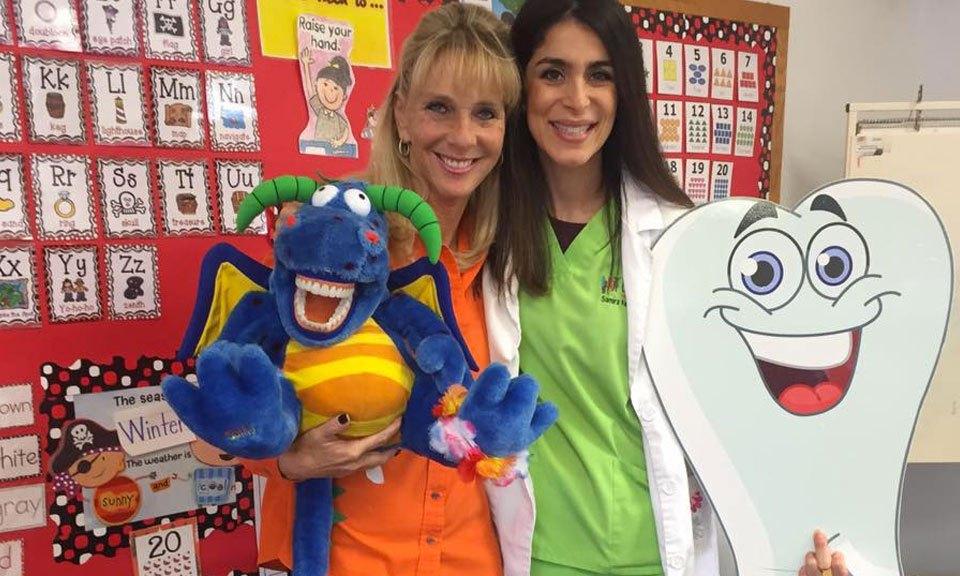 bc oral health education