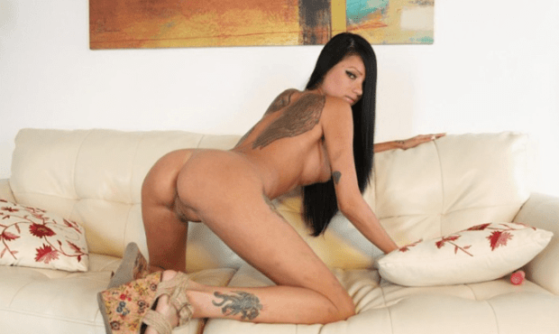 raven bay tattoos Hottest Female Porn Stars With Tattoos