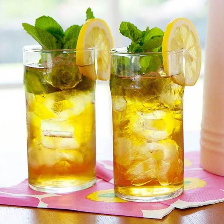 Southern Sweet Mint Iced Tea