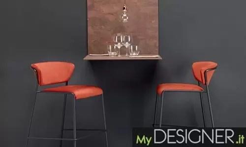 Sgabelli lisa mydesigner