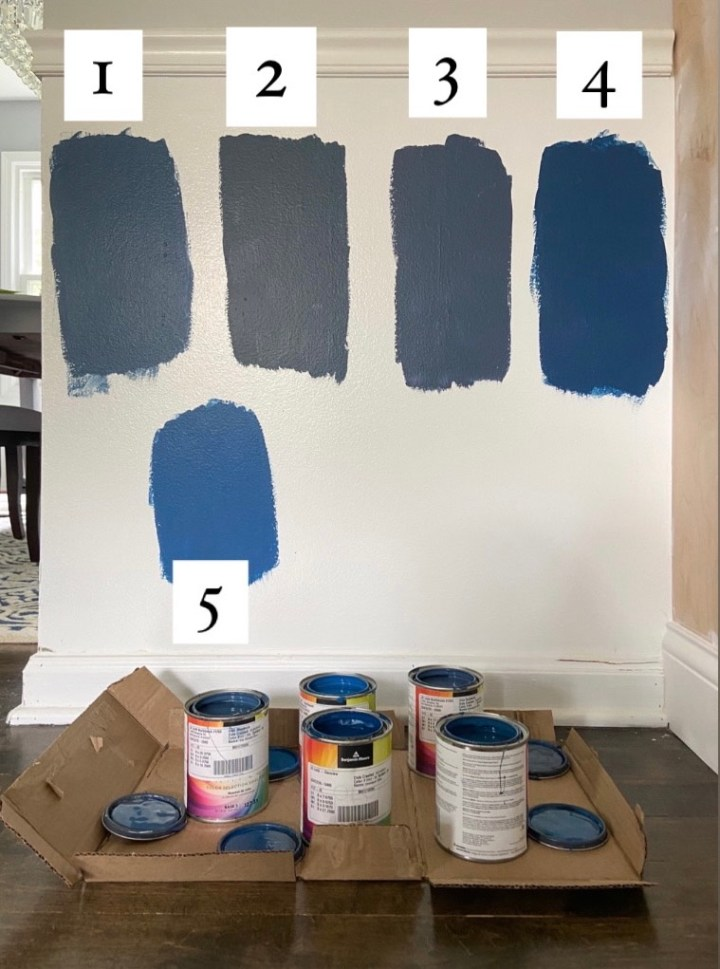 Blueberry by Benjamin Moore