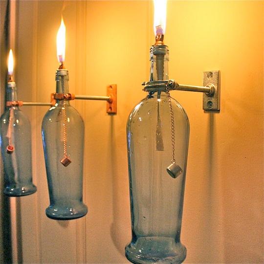 Bottle reuse decorating ideas2
