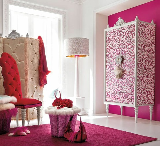 Pink decoration ideas15