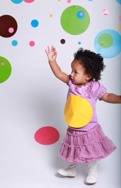 Polka dots decor trend ideas4