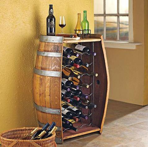 wine barrels craft ideas3