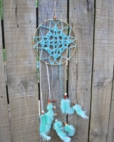 dreamcatcher diy ideas8