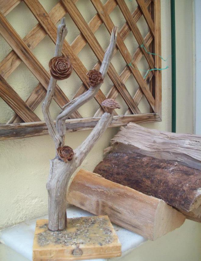 Amazing Diy driftwood craft inspirations3