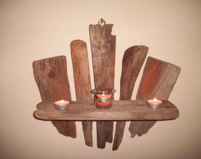 Amazing Diy driftwood craft inspirations5