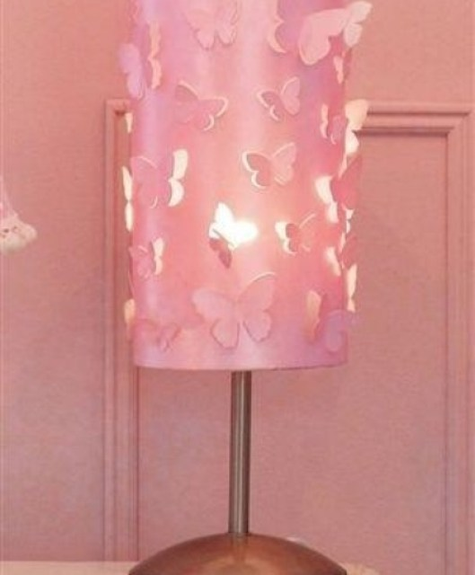 Girly table lamps ideas6