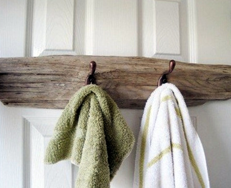 Best Diy Driftwood inspirations coat hanger1