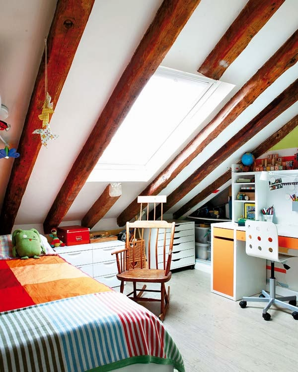 Amazing loft coloring ideas5