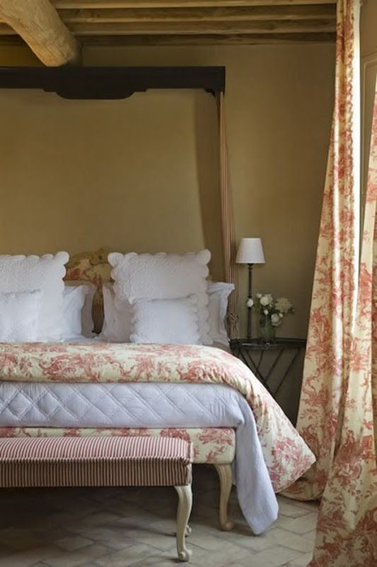 Country bedroom inspirations