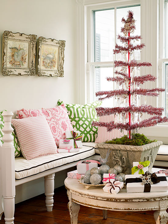 inspirational ideas for Christmas tree