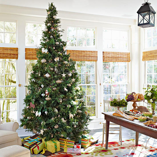 inspirational ideas for Christmas tree8