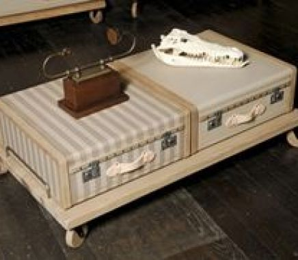 How to make a suitcase table3