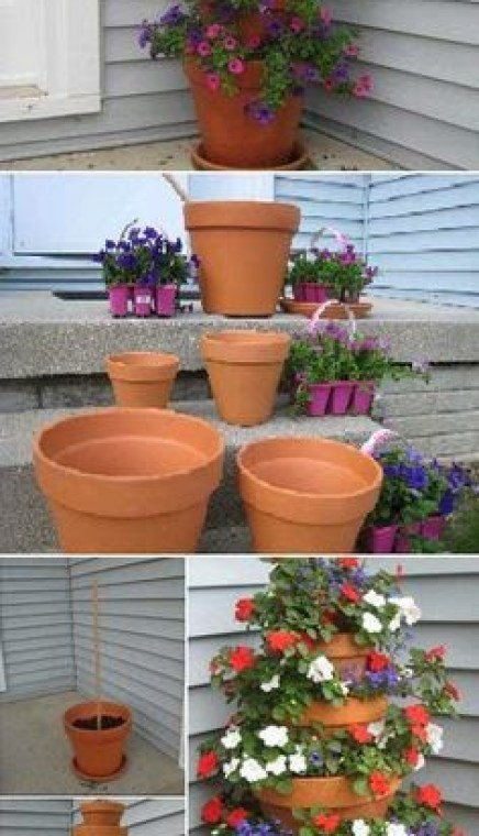 Ideas for small gardens - Balconies