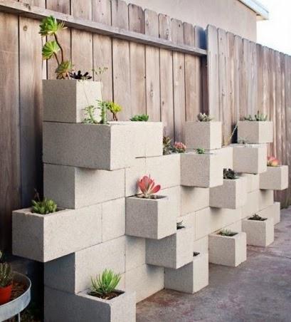 Ideas for small gardens - Balconies10