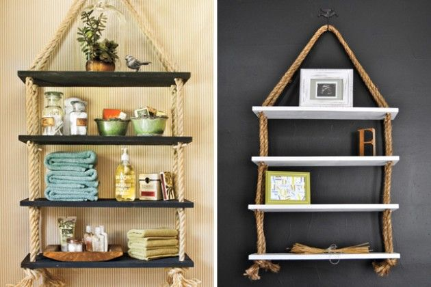 Diy decoration ideas with rope7