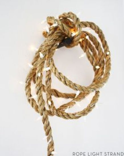 Diy decoration ideas with rope8