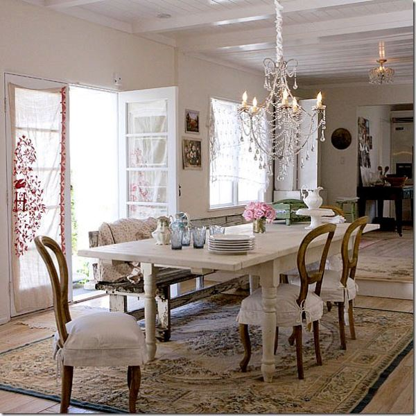 French and Chic home decor ideas9