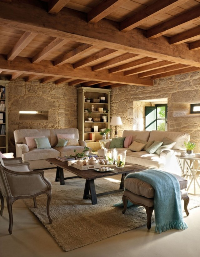 Amazing rustic rooms7