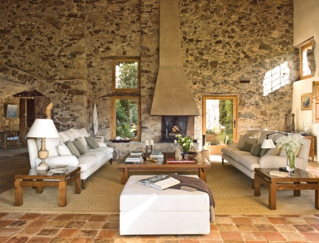 Amazing rustic rooms9