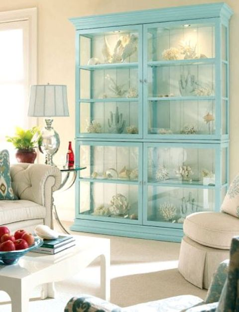 Choose turquoise to decorate16
