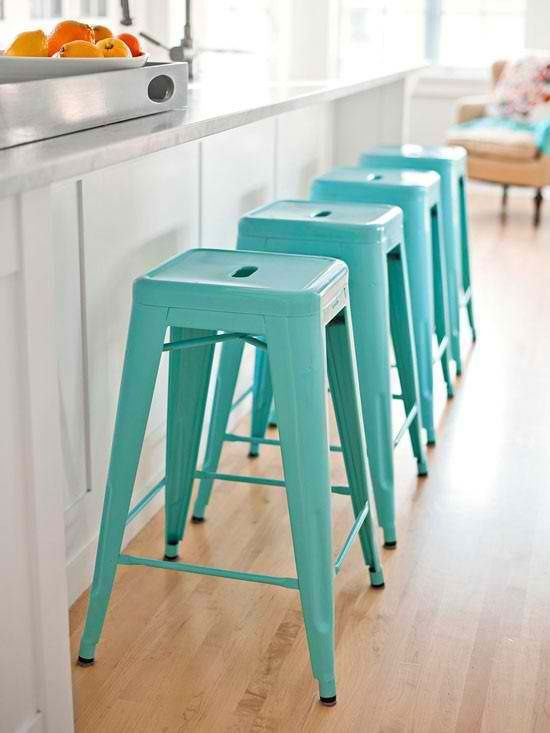 Choose turquoise to decorate6