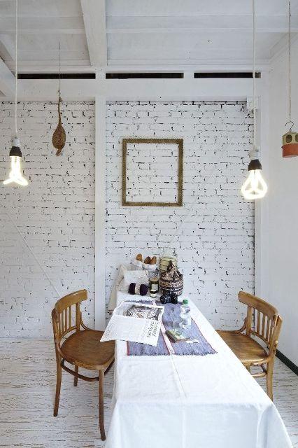 White Brick walls3