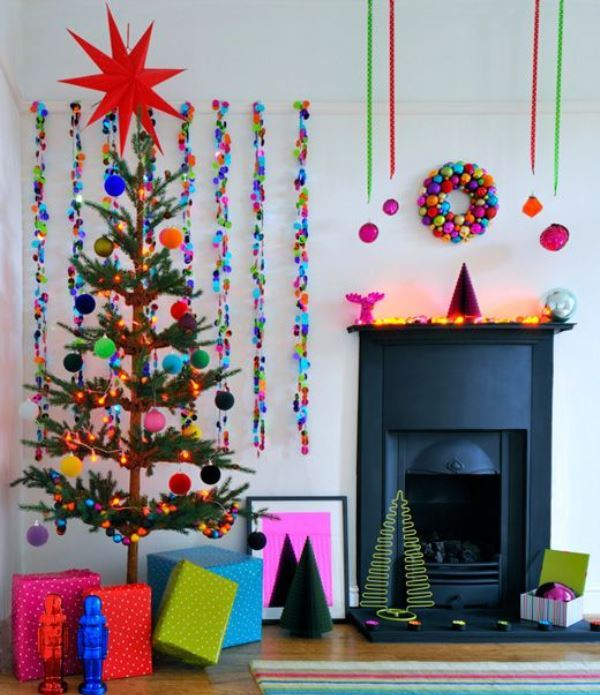 Colorful Christmas ideas5