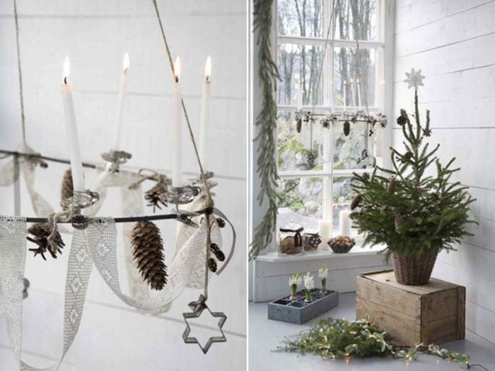 Ideas for DIY Christmas decor from Scandinavia1