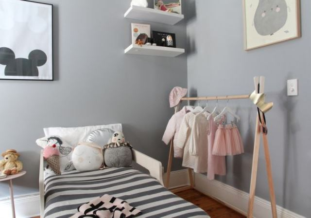 Girly children's rooms ideas6