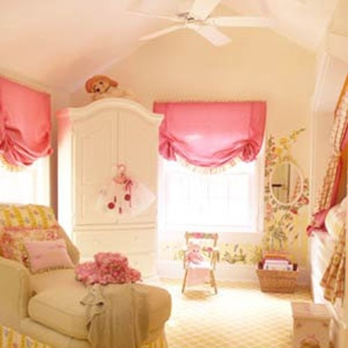 Girly children's rooms ideas9
