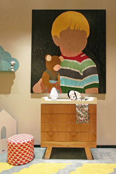 Kids rooms with color and pop details4