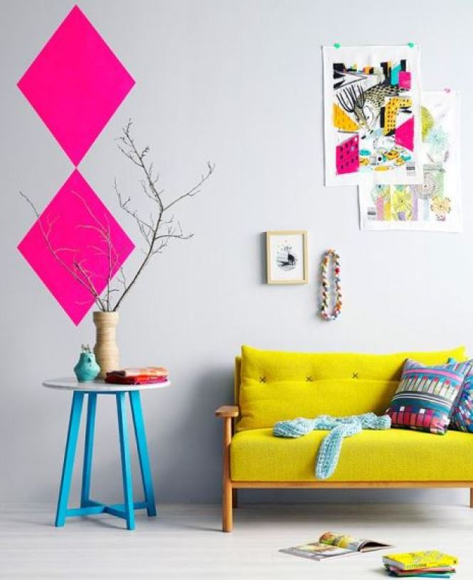 Colorful houses ideas for any decor3