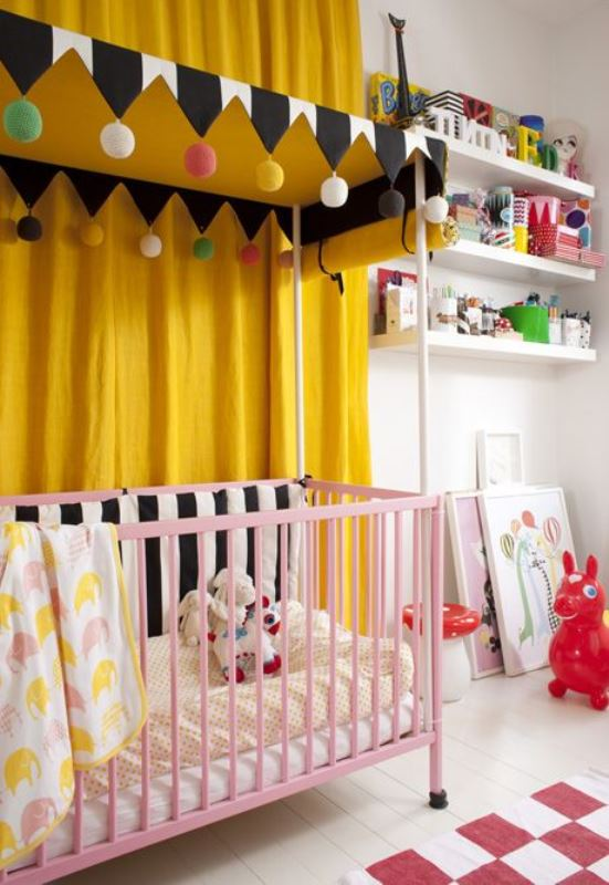 Colorful children's bedrooms16