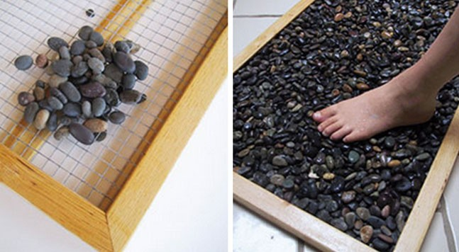 How to make a very cool bath mat1