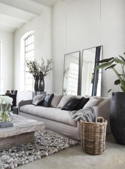 chic decor loves the shades of gray6