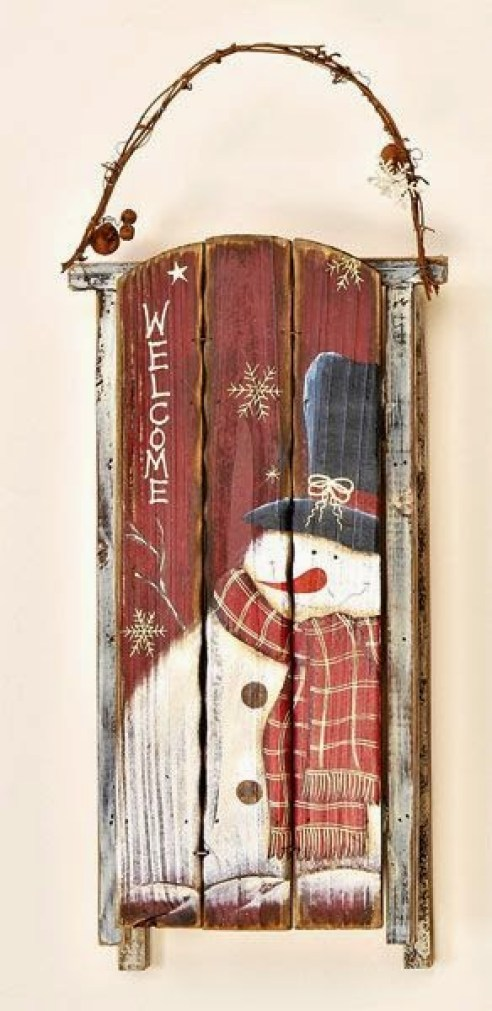CHRISTMAS IDEAS with PALLETS12