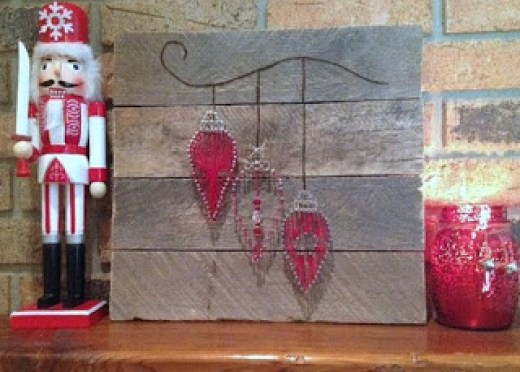 CHRISTMAS IDEAS with PALLETS6