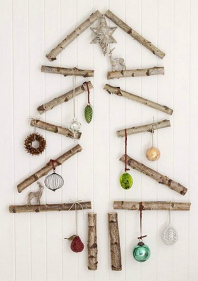 Wooden Christmas Trees2