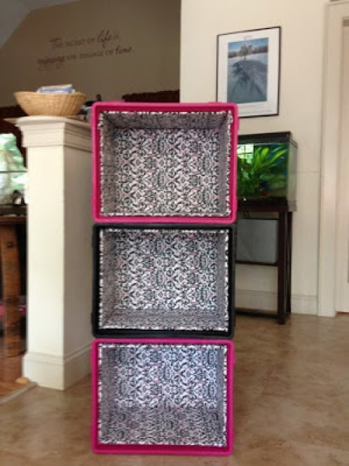 crafts with plastic crates13